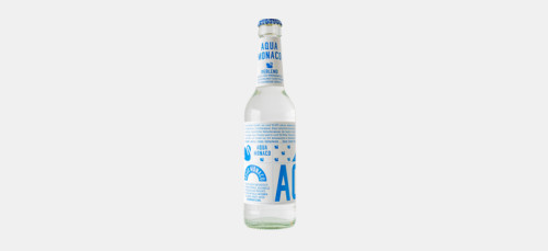 Aqua Monaco Wasser Perlend 0,33L