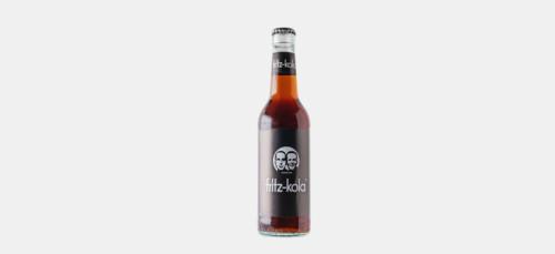 Fritz Cola, ohne Zucker 0,33L