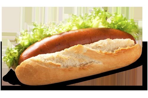 Broodje Gulpener Grillworst