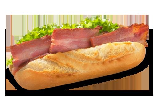 Broodje Limburgs Spek