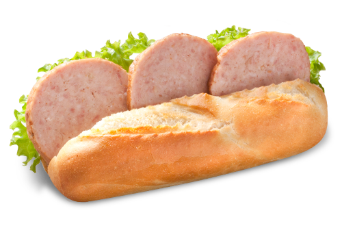 Broodje Limburgs Gehakt
