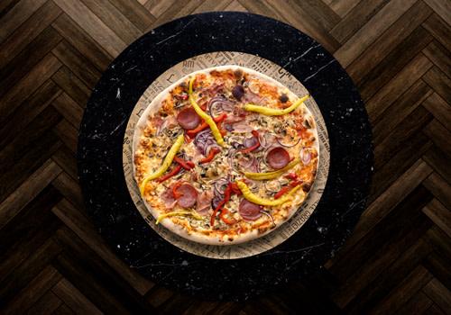 Pizza Degli Artisti