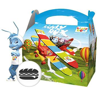 Kiddy Menü 3 mit Croque