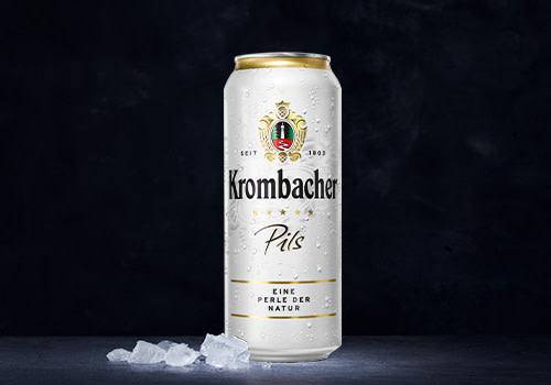 Krombacher Pils 0,5l - DOSE