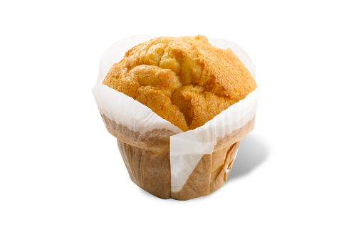 Muffin naturel Vanille