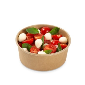 Tomatensalat mit Mozzarella ohne Dressing