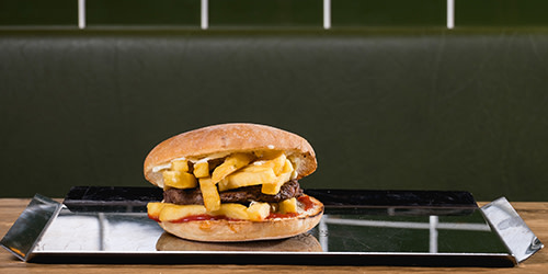 Pommesburger
