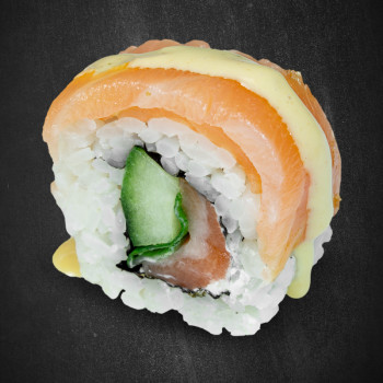 70 Twin Lachs deluxe Roll