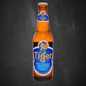 160 Tiger Beer 0,33l