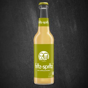 153 FritzSpritz Bio Apfel 0,33l