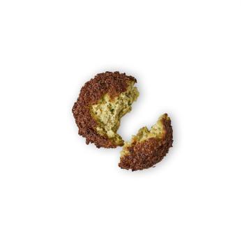 Knusprige Falafel