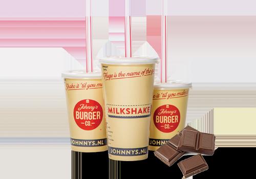 Milkshake Chocolade Klein