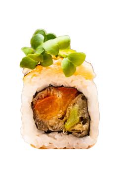 Miso Salmon Roll