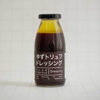 Yuzu-Truffle Dressing