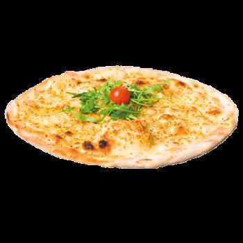 Pizzabrot mit Knoblauch