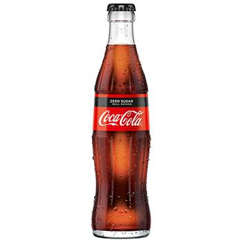 Coca-Cola-Zero 0,33l