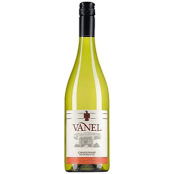 Weißwein VANEL Chardonnay, trocken  0,75l