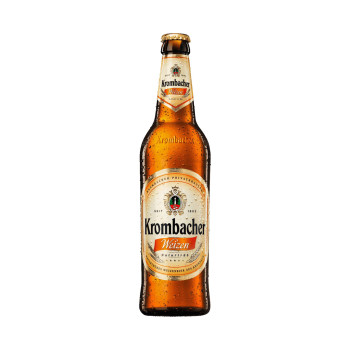 Krombacher Hefe 0,5L