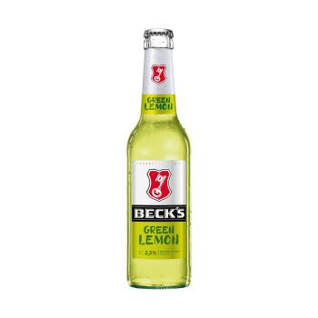 Becks Green Lemon 0,33L
