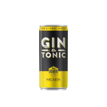 Goldberg Gin Tonic 0,33L