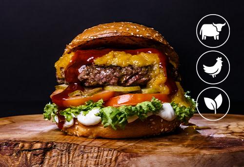 Rocky Horror Helloween Burger