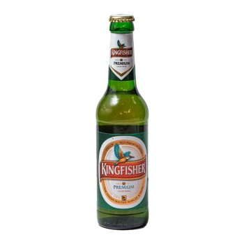Kingfisher Beer 0,33 L