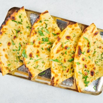 Stuffed Cheese Naan