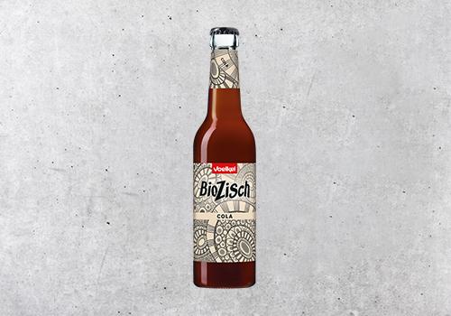 BioZisch Cola 0,33l