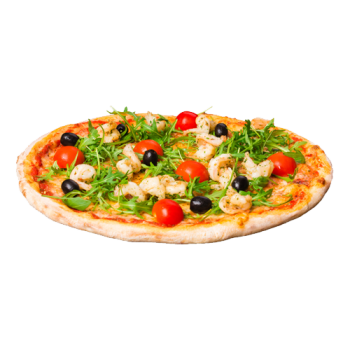 Pizza Gamberoni