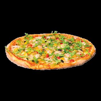 50er Pizza Vegetariana