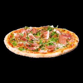 50er Pizza Prosciutto Crudo e Parmigiano