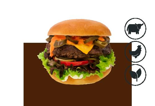 Chili-Cheese Burger