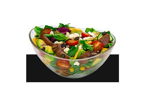 Better Beef Salat