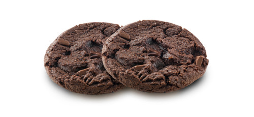 Duo Deal 2x Chocolate Chip cookie Dark