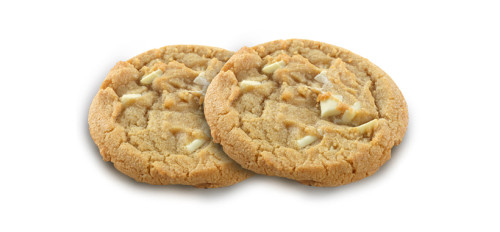 Duo Deal 2x Chocolate Chip Cookie White