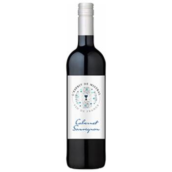 Rotwein Mistral Cabernet Sauvignon, trocken 0,75l