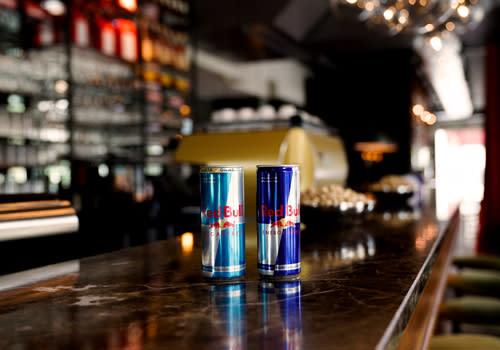 Red Bull Regular 0,25l