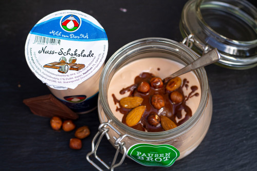 Diershof Haselnuss-Schoko-Joghurt