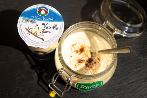 Diershof Vanille-Joghurt