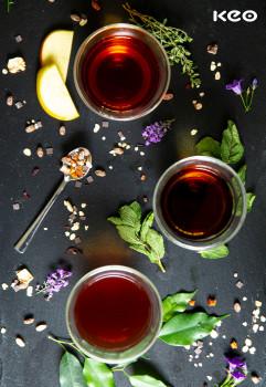 KEO Kräuterharmonie Tee