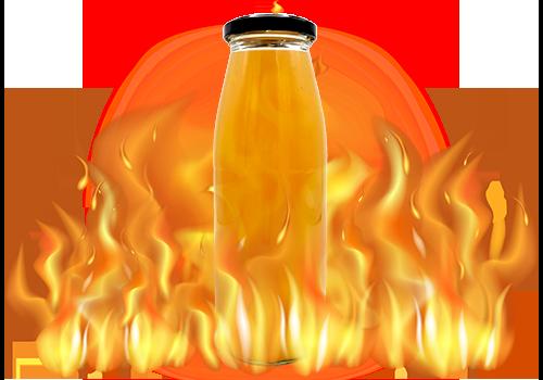 HOT - Apfelstrudel XXL