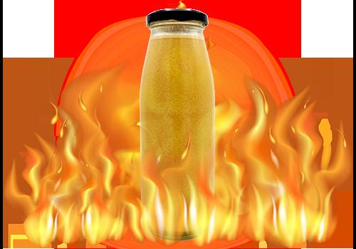HOT - Crème Brûlée XXL