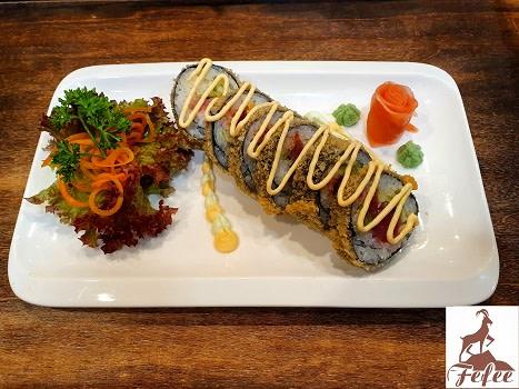 S37 - Crispy Sushi Tuna (scharf)