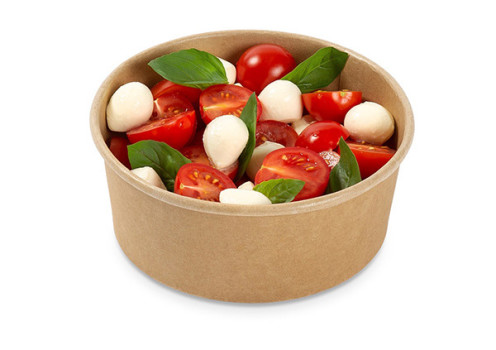 Tomatensalat mit Mozzarelline