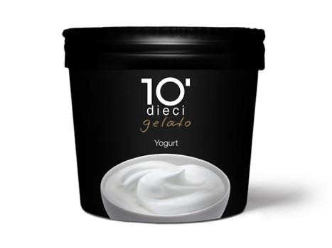 Dieci Gelati Yogurt