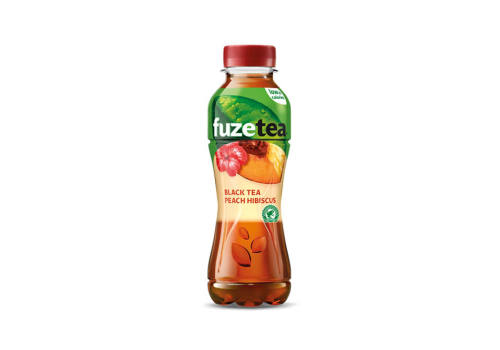 Fuze Tea Peach Hibiscus | 0,4L
