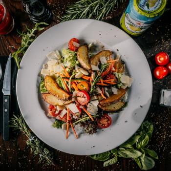 Salat Menta