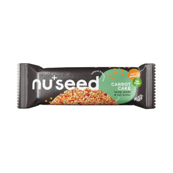 nuseed carrot cake