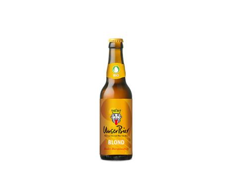 Unser Bier,  Blond