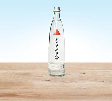 Mineralwasser mit Bitzel 0,75l